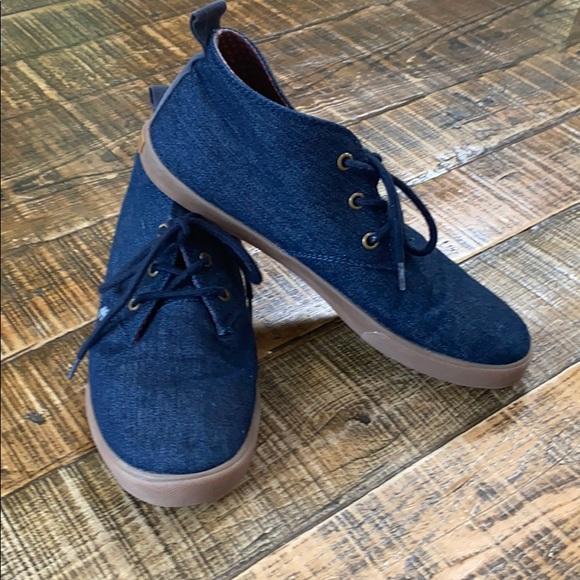 Ben Sherman Shoes | Mens Preppy Hitop